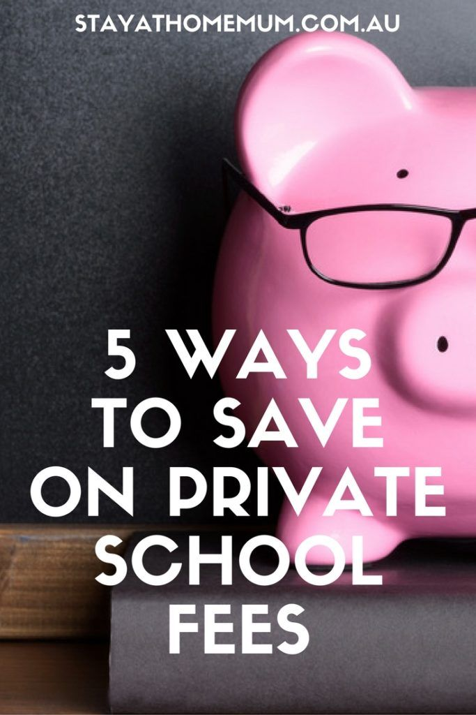 Feel like you're endlessly forking out for school fees? Dreading the expensive school years ahead? You are not alone!