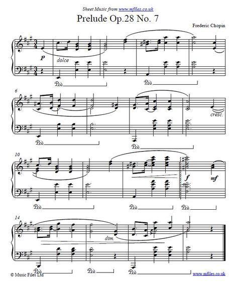 Piano Sheet Music Midi: 24 Best Chopin: Piano Music And Sheet Music Images On