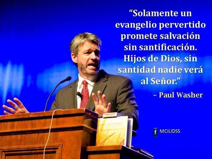 Santidad washer...