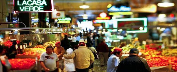 Food Guide To Downtown LAs Grand Central Market