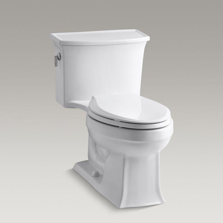 archer onepiece toilet - Kohler Memoirs