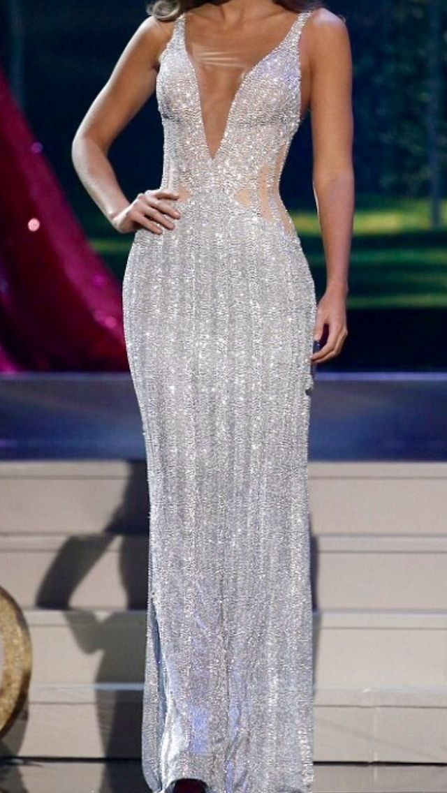 Stunning Dress, Miss Colombia, Miss Universe 2015