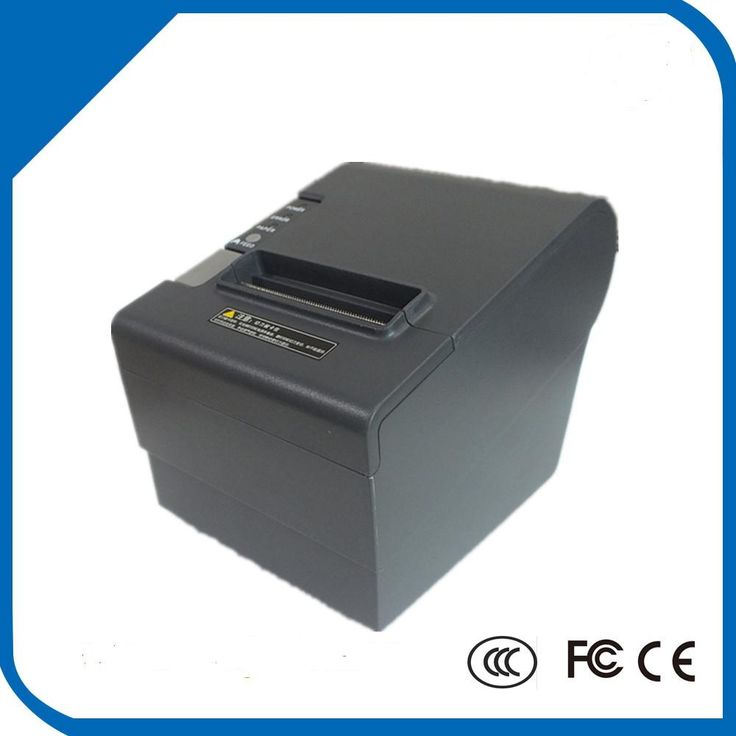 (122.00$)  Buy here - http://aiyys.worlditems.win/all/product.php?id=32777744982 - 80mm thermal pos receipt wifi printer with usb and wifi printer with cutter have USB Serial Etherne Printer