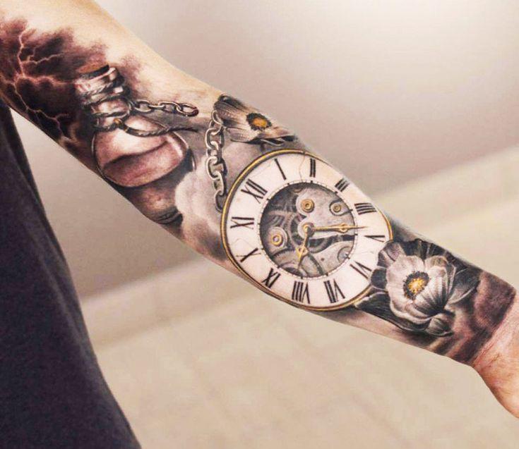 Realistic 3D Tattoo by Darwin Enriquez | Tattoo No. 13549
