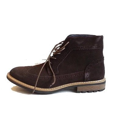 #shoes boots sneakers sandals men Joseph Abboud LEWIS Wingtip boots Chocolate Suede Men's Size 8.5 Track Outsole withing our EBAY store at  http://stores.ebay.com/esquirestore