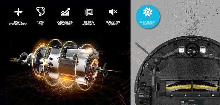On l'appelle tornade car il est équipé d'un système d'aspiration à turbine qui le rend particulièrement efficace. C'est l'aspirateur robot du moment. Il a en plus l'avantage énorme d'être totalement autonome et de pouvoir couvrir une grande surface de...