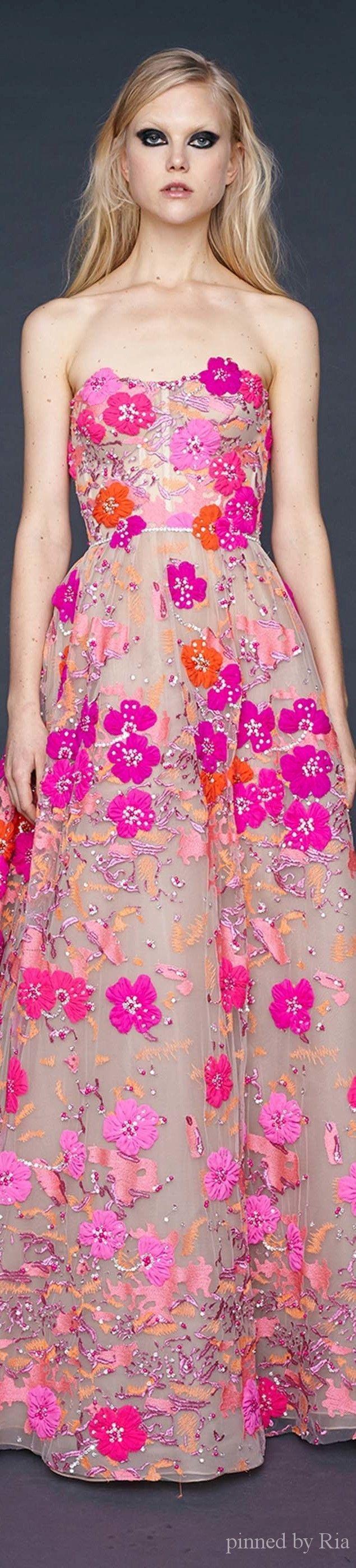 Mejores 37 imágenes de CC prom #handmade #dresses long 2017 unique ...