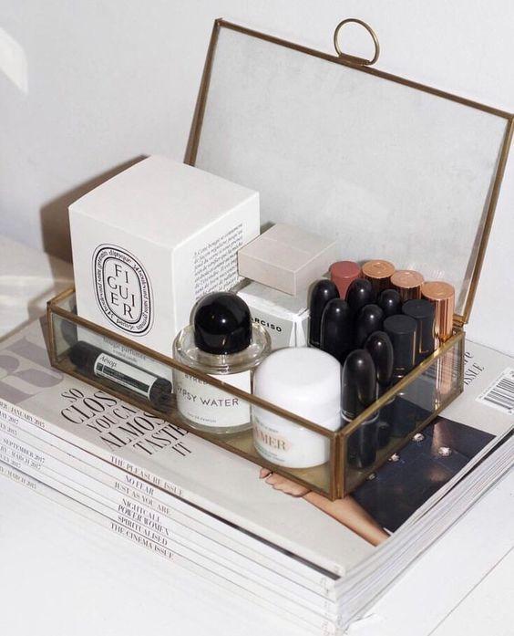 storage organizer makeup ideas girls brilliant