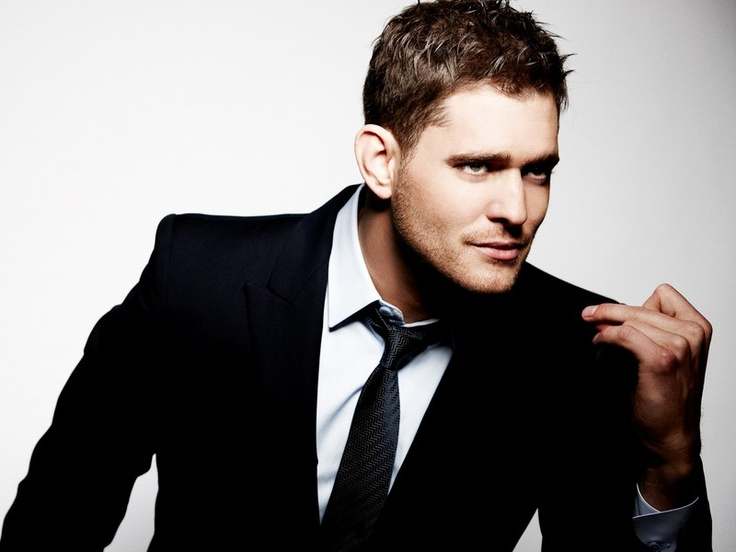 Michael Bublé.  Crooners are the hottest!!!!