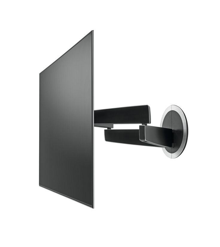vogel 39 s designmount next 7345 swivel tv wall mount. Black Bedroom Furniture Sets. Home Design Ideas