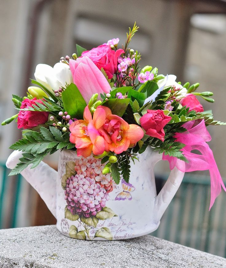 Flowers Garden, passion for colours: