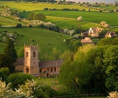 CotswoldsIreland, Cotswolds England, Church, Summer Style, Beautiful, Castles, Travel, Places, English Countryside