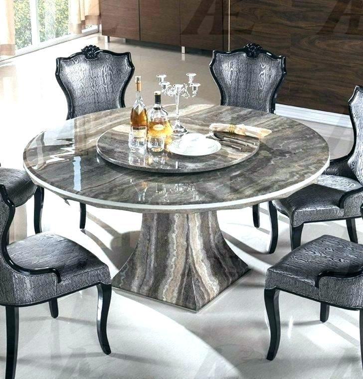 Round Marble Dining Table Round Marble Top Dining Table Granite