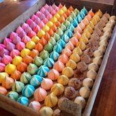 Gorgeous meringues from Charlie Buckett - online store www.charliebuckett.com.au