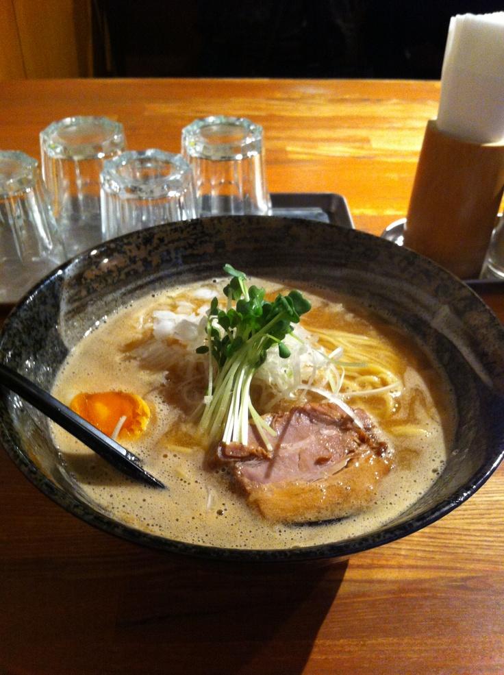 Mitsuboshi seimenjyo in Osaka  http://tabelog.com/osaka/A2701/A270108/27057392/