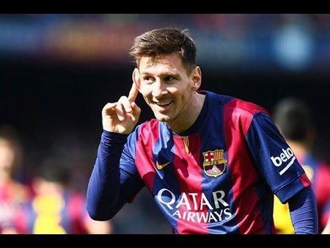 Barcelona 1-0 Ath Bilbao - Lionel Messi Goal - 17-08-2015