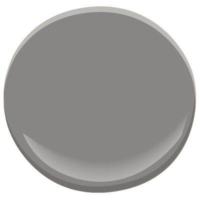 Best 25 gauntlet gray ideas on pinterest living room - Benjamin moore shaker gray exterior ...