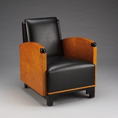 Lounge Chair Art Deco. Available at artdecowebstore.com. - Lounge Fauteuil/Stoel Art Deco. Verkrijgbaar bij artdecowebwinkel.com.