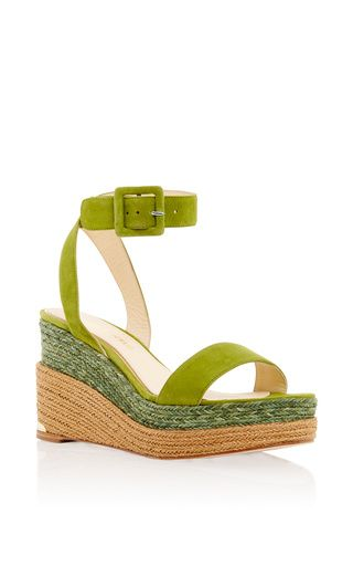Ivana sandal by PALOMA BARCELO for Preorder on Moda Operandi