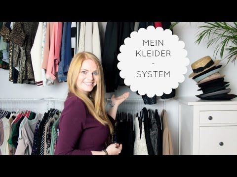 Simple Mein neues Kleiderschrank System Begehbarer Kleiderschrank Tipps YouTube