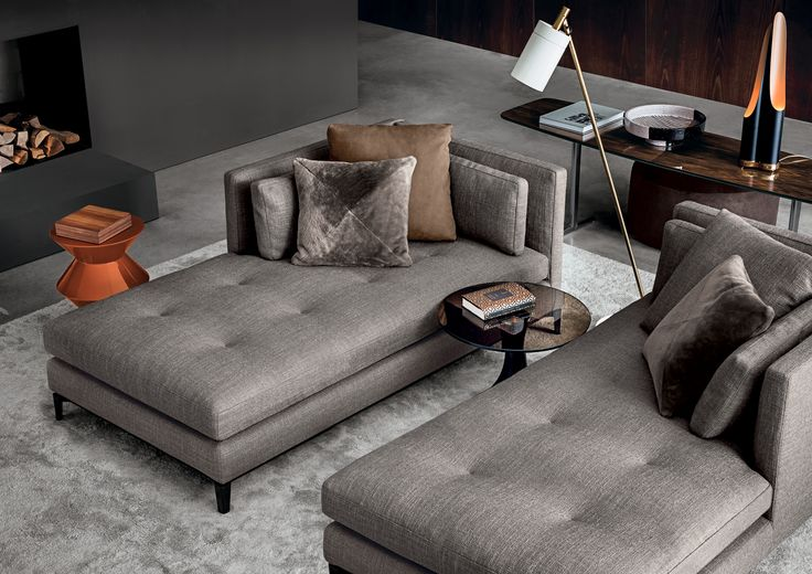 Smink Incorporated | Products | Sofas | Minotti | Andersen Quilt Sofa
