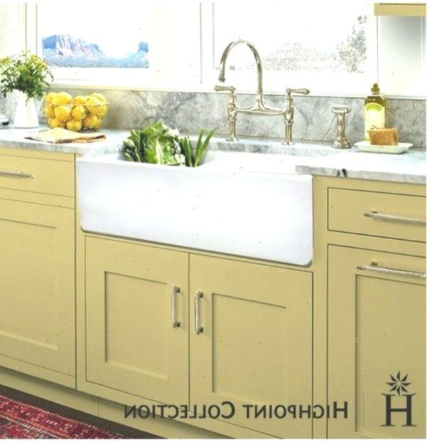Highpoint Collection Italian Fireclay Double Bowl Farmhouse Sink