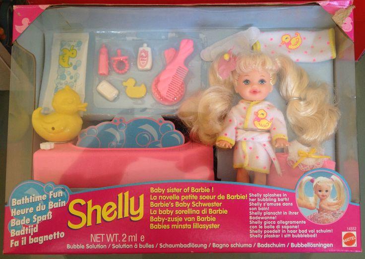 Shelly MATTEL 1995 Barbie´s Baby Schwester, Puppe, Baby, planscht, OVP, doll in Spielzeug, Puppen & Zubehör, Mode-, Spielpuppen & Zubehör | eBay!