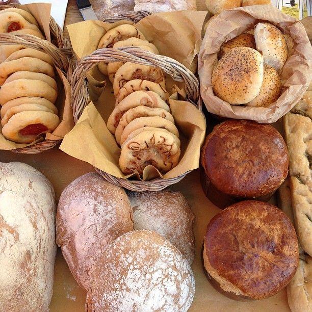 Il pane dell'Agriturismo Il Leopoldino