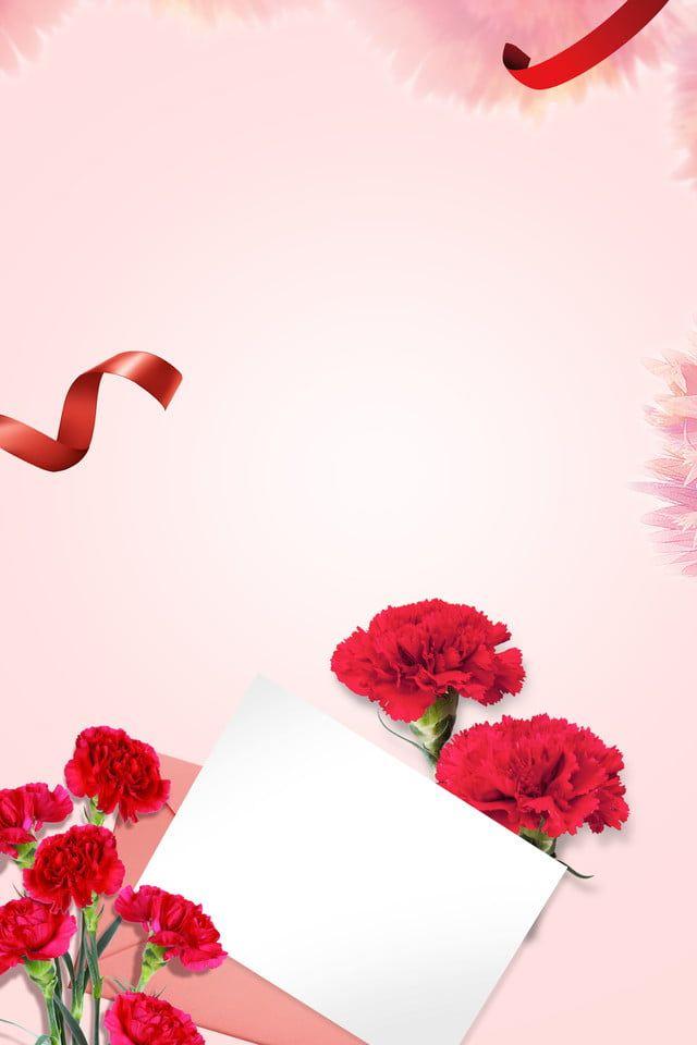 Dzien Nauczyciela Czerwony Gozdzik Pink Art Advertising Background Czerwony Gozdzik Rozowy Literacki Reklama Tlo Czerwony Gozdzik Rozowy Literacki Reklama Tlo Crochet Flowers Easy Red Rose Flower Pink Art
