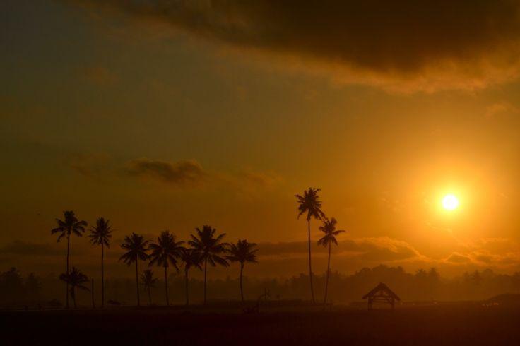 Manajakan mata, tenangkan hati, melupakan sebentar masalah yang ada.  #blokagung #sunrise #latepost #nikon #nikindo