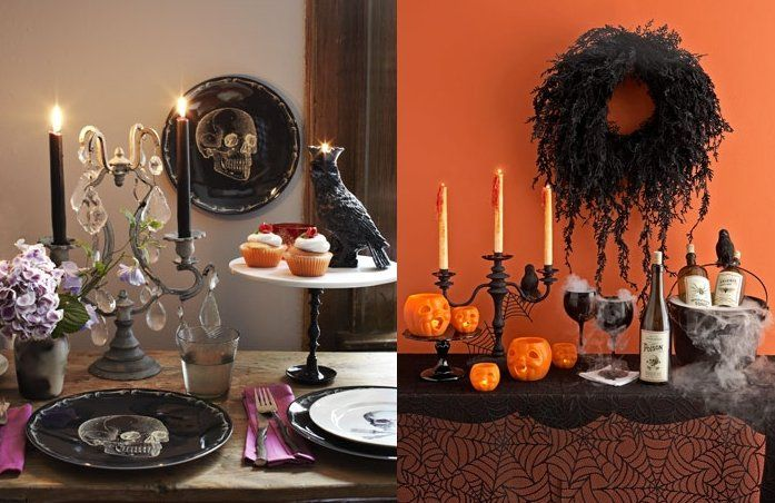 Traditional Home Decorating, fall decorating  Quick and  ~ 164609_Quick Halloween Decoration Ideas