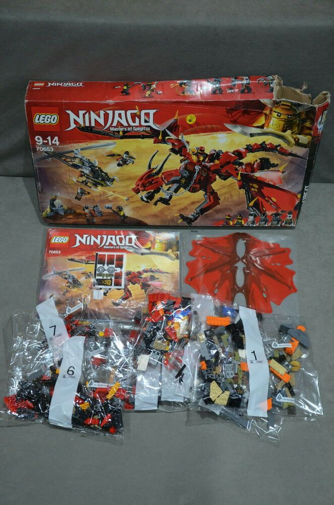 Of Spinjitzu Firstbourne Master Ebaysponsored Ninjago 70653 Lego rBoWdxCe