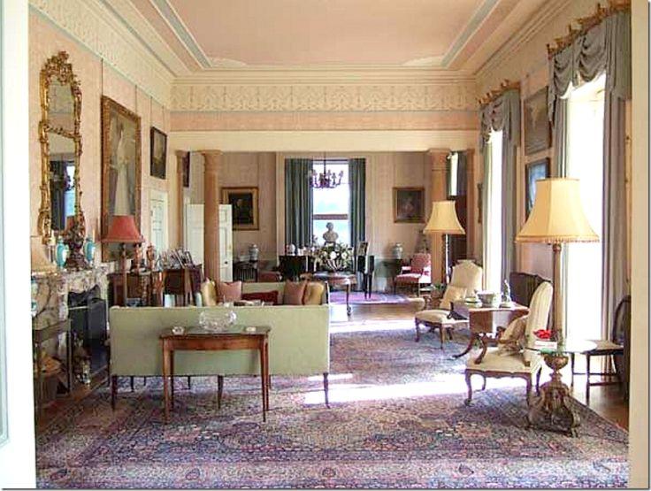 English Home. English Country HousesClassic InteriorEnglish StyleDrawing ...