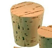 """66 Size #0, Tapered Corks by ASTRODEALS. $19.79. CORK, STOPPER, CORKS, STOPPERS, TAPERED CORKS, CLOSURES, TAPERED CORK, for, BOTTLES, VIALS, JARS, B0TTLE, HOLES, VIALS, JUGS, ETC., 66, size # 0, Great for ANYTHING, STOPPER, is Approximately 9/32"""" at the small end, 3/8"""" at the large end, 1/2 """" long, Stoppers, are size #0, tapered cork, stoppers, that will, plug, bottles, lab vials, etc., Stoppers, are a, high grade cork, Made, from 100%, natural cork, Corks, Stoppers, ..."""
