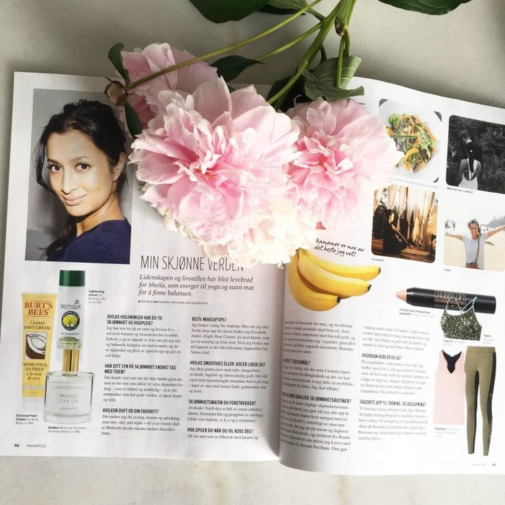 FEATURED IN KAMILLE PULS MAGAZINE