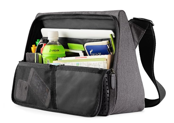 I REALLY want this! Triangle Commuter Bag | Evernote Market #Evernote #WishList