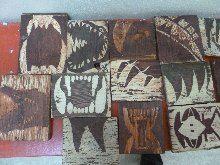 Místo pro život - didaktický portál | Dřevořez a dřevoryt