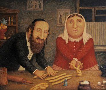 Como comen los judios