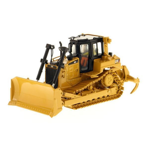 Caterpillar D6R XL Dozer with Ripper in 1:50 Scale by Diecast Masters - DM85910 See Norscot, Tonkin Replicas, CCM, Ertl and NZG for other CAT Models