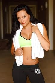 Gorgeous #fitness model
