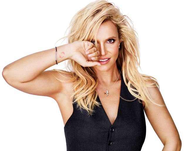Drenched-The Crazy Intense Workout Britney Spears Swears By...oh yes I did just pin this.