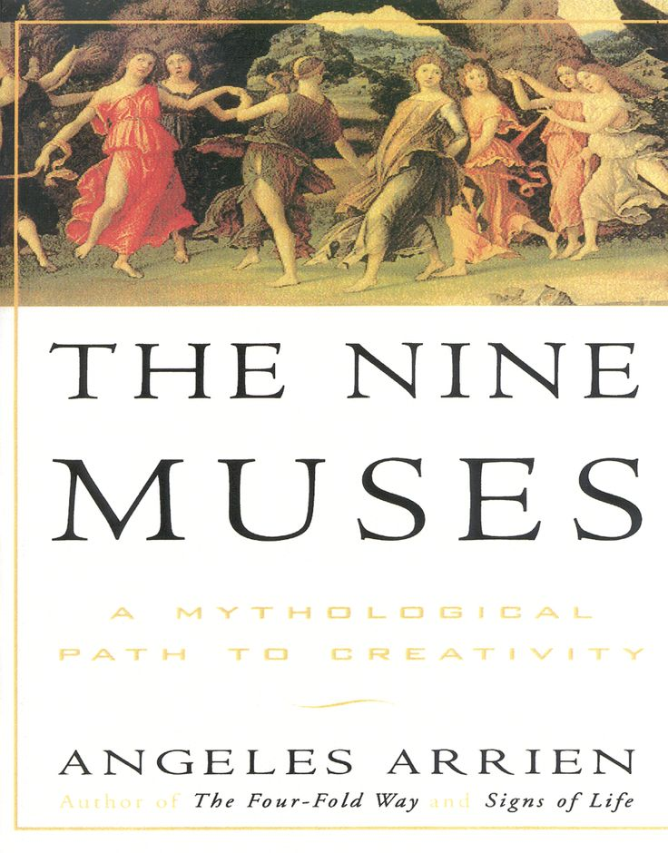 Muses: Nine Goddesses From Greek Mythology