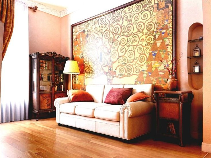 diseño bohemio tapiz pared