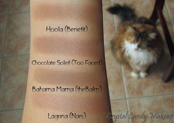 CrystalCandy Makeup - Bilingual beauty blog - Blogue beauté québécois: Poudre bronzante Bahama Mama de TheBalm