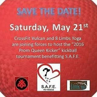 @crossfitvulcan  There are many ways to help out: join the  planning committee volunteer day of create a team (10 people per team- crazy prom dresses or similar required). Message or email us if you are interested! @crossfitvulcan @8limbsyogatique #safe #stauggie #vulcan #crossfit #crossfitvulcan #usaw #flagler #flaglercollege #staugsocial #goals #wod #love2lift #noexcuses #loverliftervulcan #betterandbetter #bestboxintown #staugustinebuzz