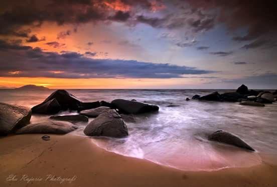 Pam beach. Singkawang