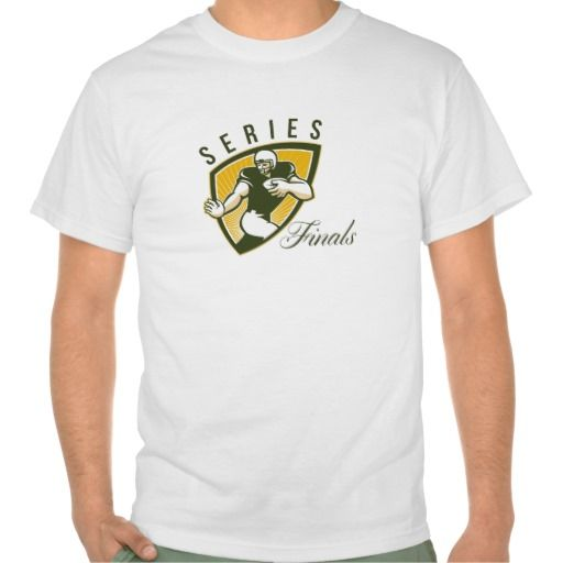 American Football Series Finals Shield t-shirt