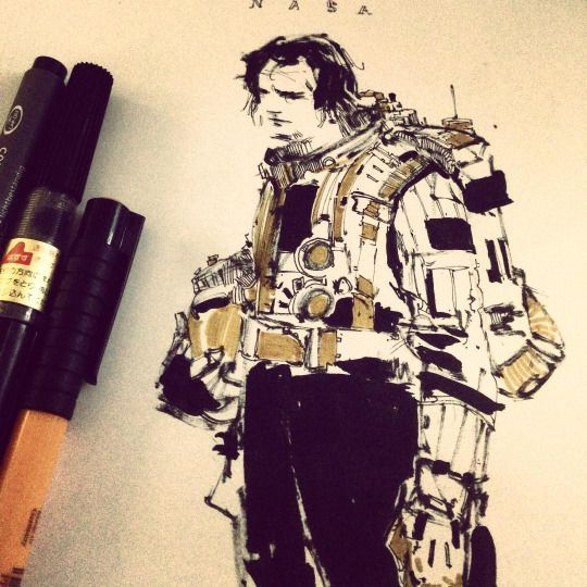 ... Anderson Art on Pinterest | Sketchbooks, Star wars fan art and Comic