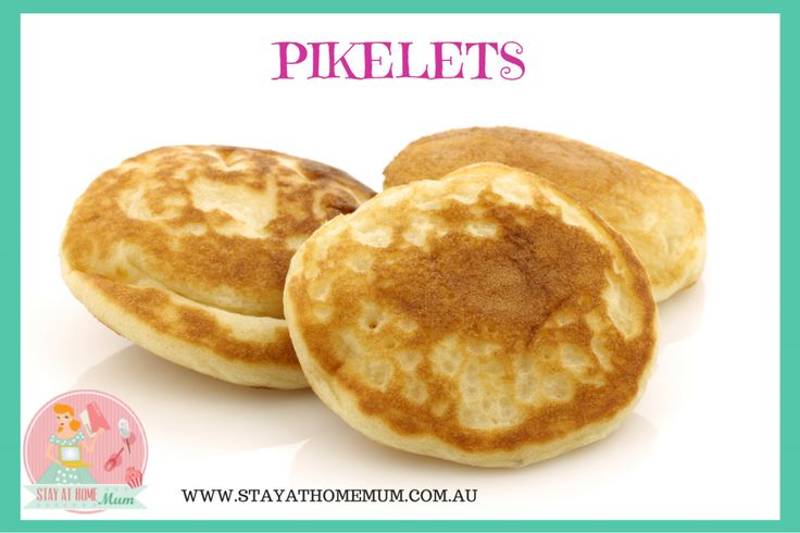 Pikelets   Stay at Home Mum