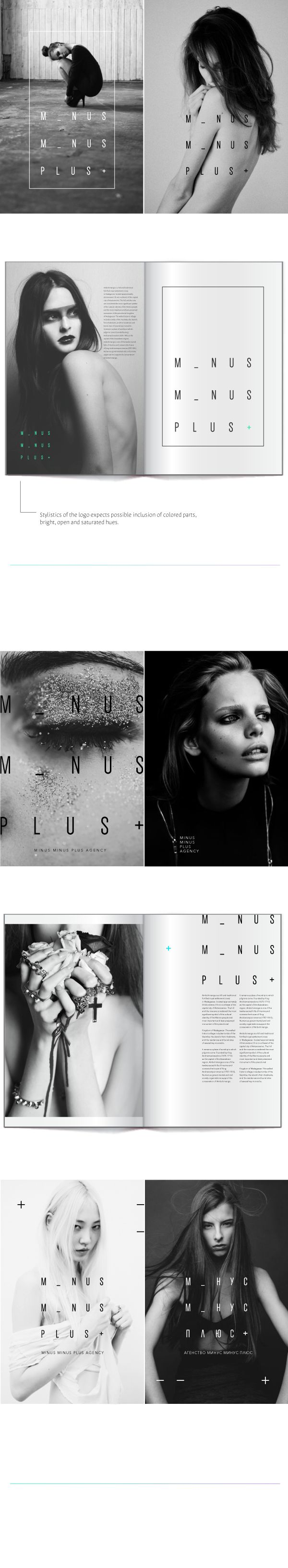 Minus Minus Plus. Photo & video Agency